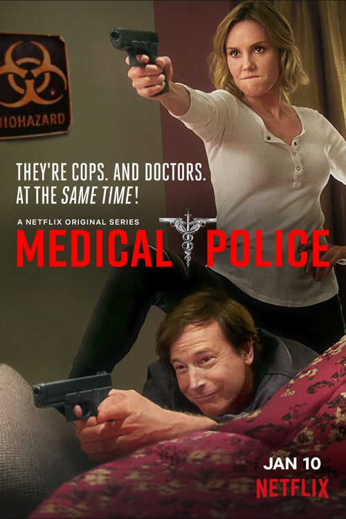 Medical Police Saison 1 [10/10] (2020) [Multilangues] [stFR] [stEN] [1080p] & [VF] [720p] [x264] [AC3] [MKV]