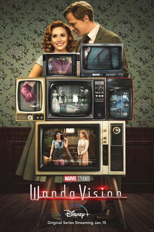 WandaVision Saison 1 [02/09] [En Cours] (2021) [VF] [720p] [H264] [AC3] [MKV]