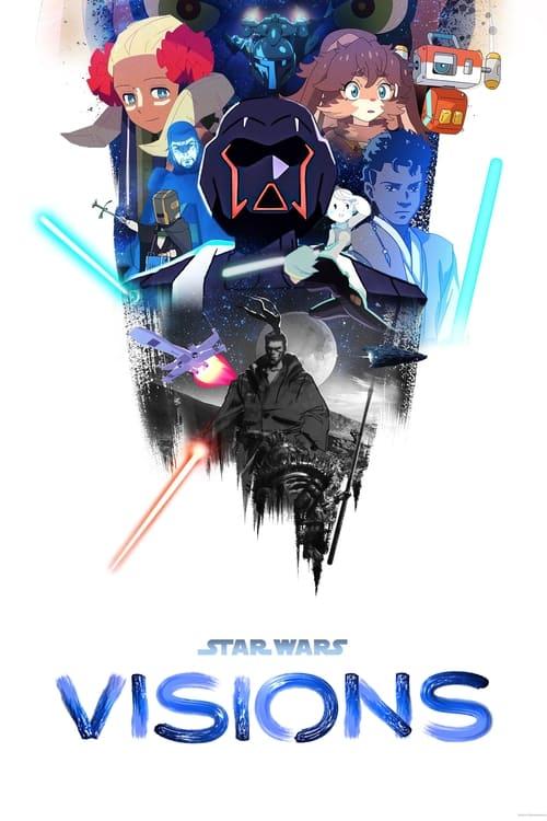 Star Wars Visions (2021)Saison 1 [09/09] [Multilangues] [stFR] [stEN] [WEB-DL 1080p] [H264] [AC3] [MKV]