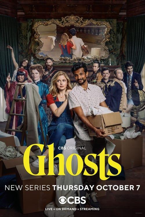 Ghosts (2021) Saison 1 [04/08] [En Cours] [VF] [WEB-DL 720p] [H264] [AC3] [MKV]