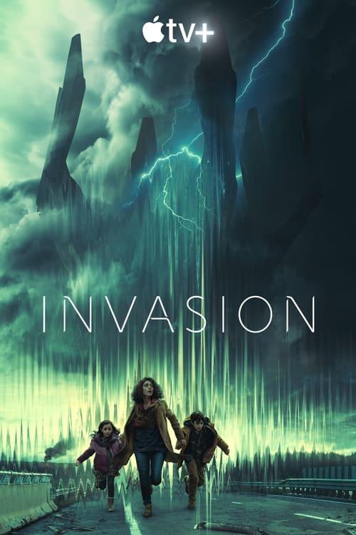 Invasion (2021) Saison 1 [03/10] [En Cours] [Multilangues] [stFR] [stEN] [WEB-DL 1080p] & [VF] [720p] [H264] [AC3] [MKV]
