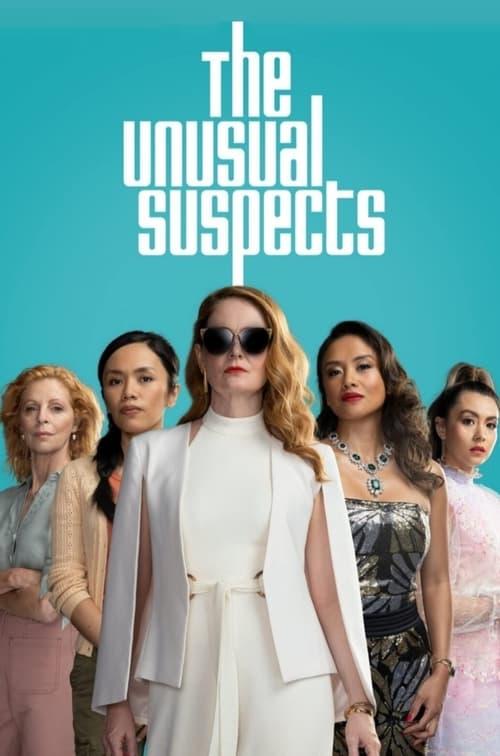 The Unusual Suspects (2021) Saison 1 [01/??] [En Cours] [VF] [HDTV 720p] [x264] [AC3] [MKV]